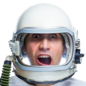 Astronaut oral health