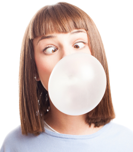 can chewing gum boost your dental health