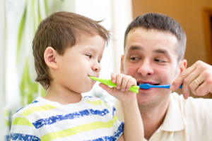 How to Teach Your Kids to Brush Their Teeth